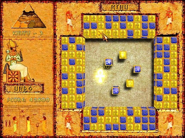 Brickshooter Egypt – Mac Screenshot-2