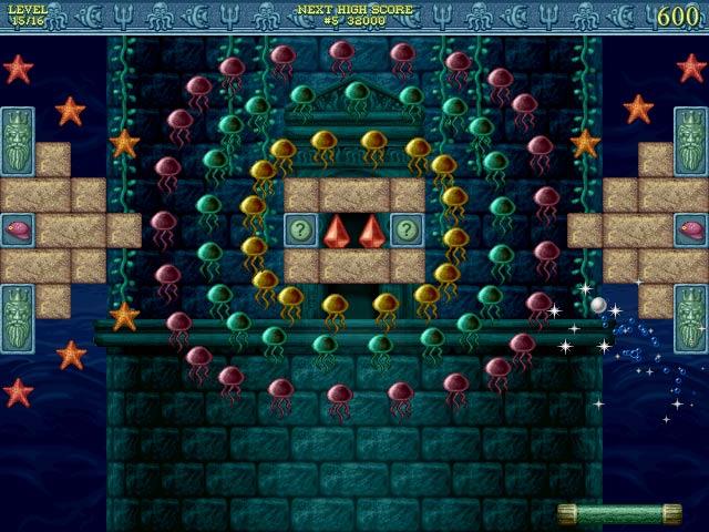 Game screenshot 2 Bricks of Atlantis