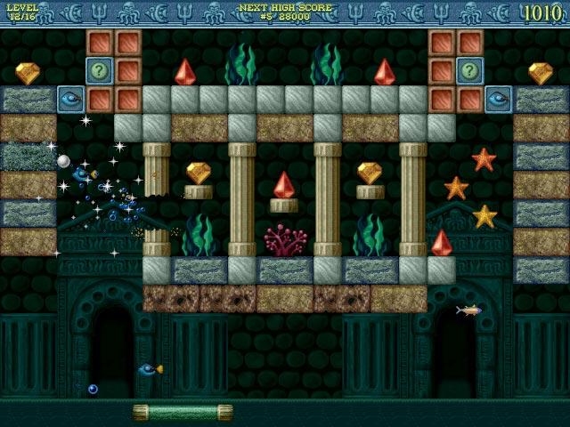 Game screenshot 3 Bricks of Atlantis