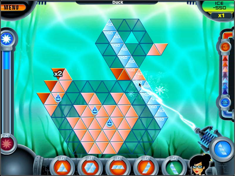 Brrrmuda Triangle Screenshot-1