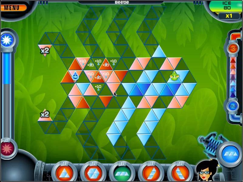 Game screenshot 2 Brrrmuda Triangle