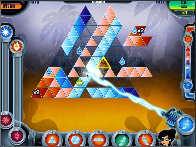 Brrrmuda Triangle Screenshot-3