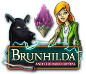 Brunhilda and the Dark Crystal Walkthrough