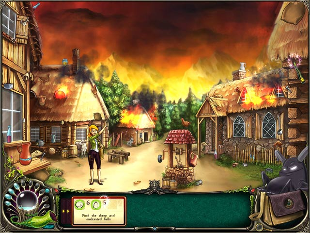 Game screenshot 1 Brunhilda and the Dark Crystal