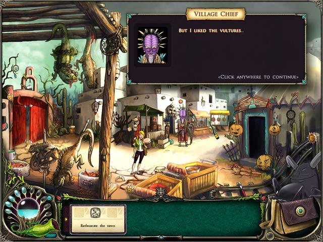 Game screenshot 2 Brunhilda and the Dark Crystal