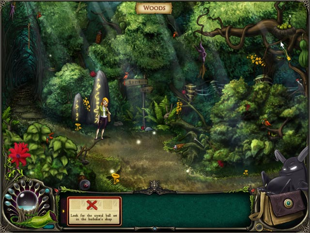 Game screenshot 3 Brunhilda and the Dark Crystal