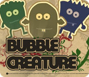 Feature screenshot game Bubble Creature