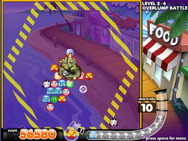 Bubble Town Screenshot-3