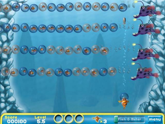 bubblefish bob ipad iphone android mac pc game