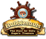 Bubblenauts Hunt for Jolly Rogers Treasure