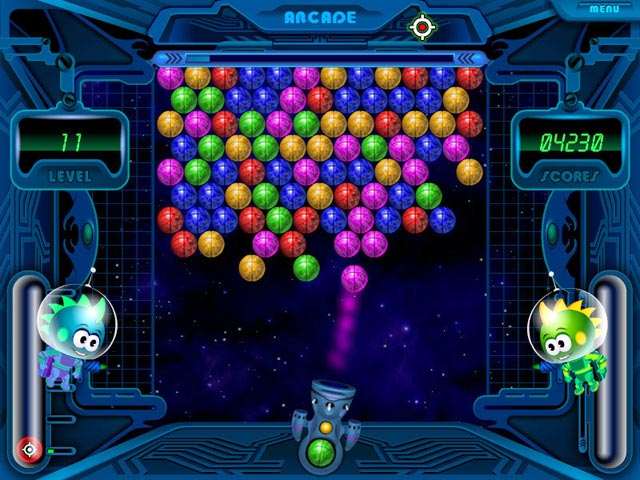 bubble online game