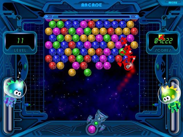 Game screenshot 3 Bubble Odyssey