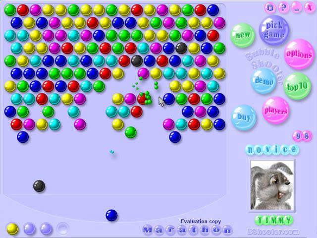Bubble Shooter Ipad Iphone