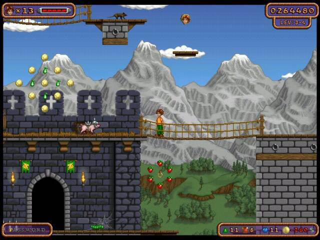 Game screenshot 1 Bud Redhead