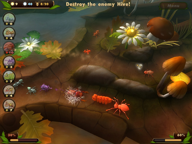Game screenshot 2 BugBits