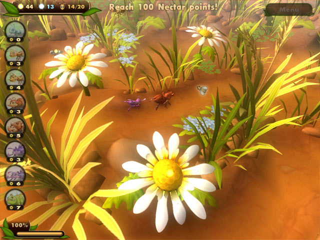Game screenshot 3 BugBits