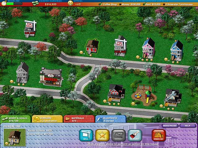 Build a lot 2 town of the year ipad iphone android Build a house online free