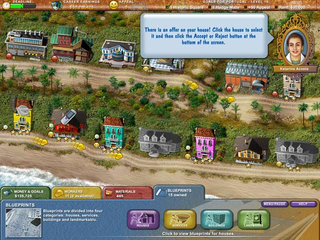Build-a-lot 3: Passport to Europe Screenshot-3