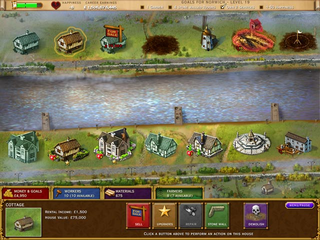 Build A Lot Elizabethan Site Bigfishgames Com