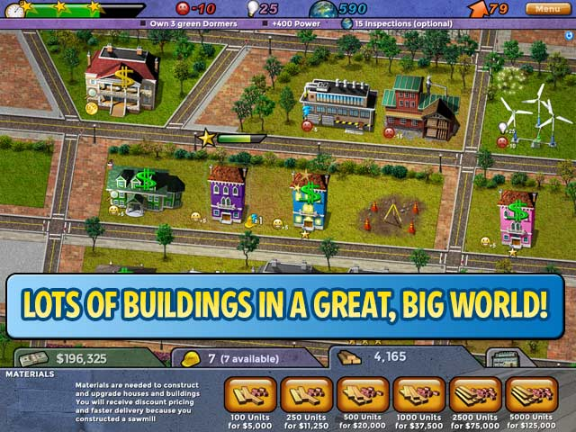 Build a lot world ipad iphone android mac pc game Building on a lot