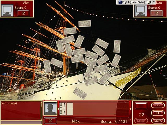 Game screenshot 1 Buku Dominoes