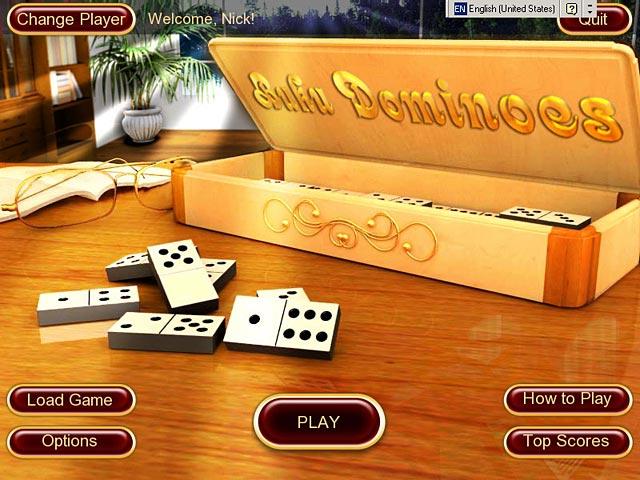 Game screenshot 3 Buku Dominoes