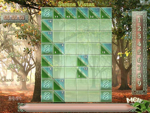 Game screenshot 3 Buku Kakuro