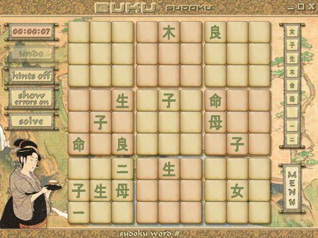 Game screenshot 1 Buku Sudoku