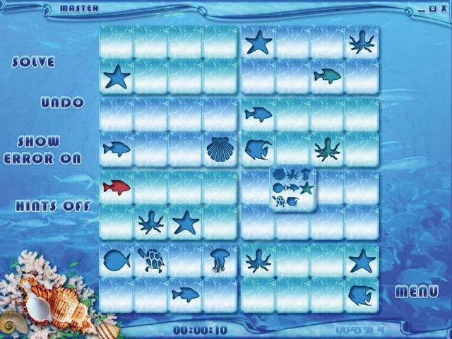 Game screenshot 2 Buku Sudoku