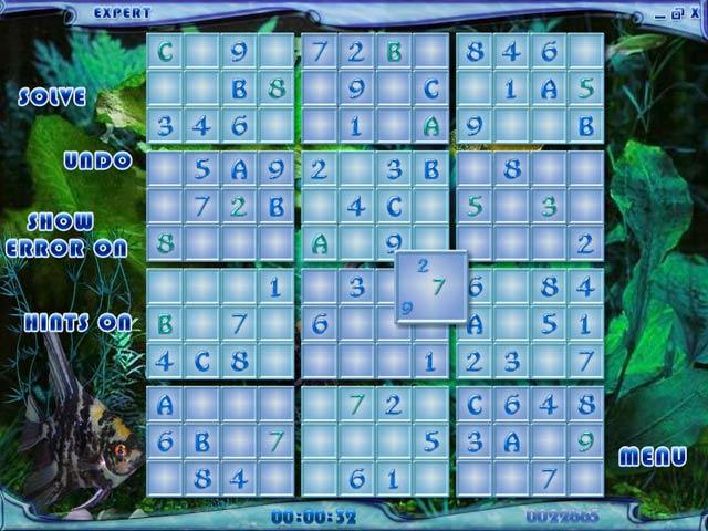 Game screenshot 3 Buku Sudoku