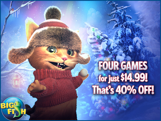 Screenshot for Christmas Stories Bundle - Holiday Hidden Object Games for iPad
