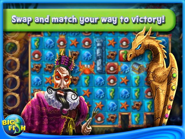 Match 3 bonanza bundle by big fish ipad iphone android for Big fish games android