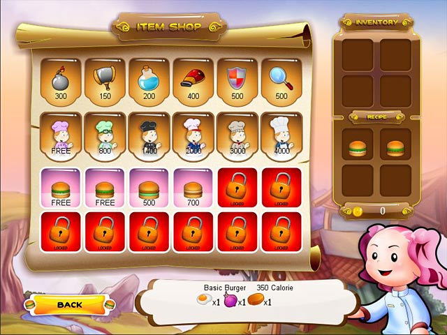 Game screenshot 2 Burger Battle