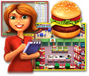 free download Burger Bustle: Ellie's Organics game
