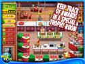 Screenshot for Burger Bustle: Ellie's Organics