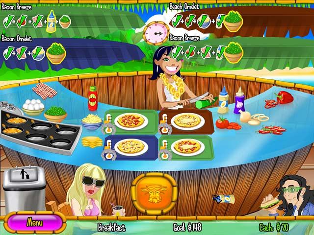 Game screenshot 1 Burger Island 2: The Missing Ingredients
