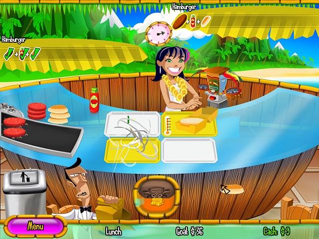 Game screenshot 3 Burger Island 2: The Missing Ingredients