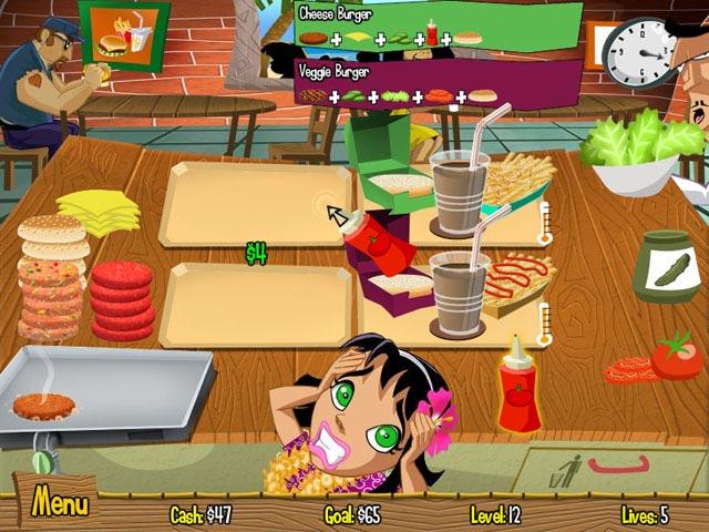 Game screenshot 2 Burger Island