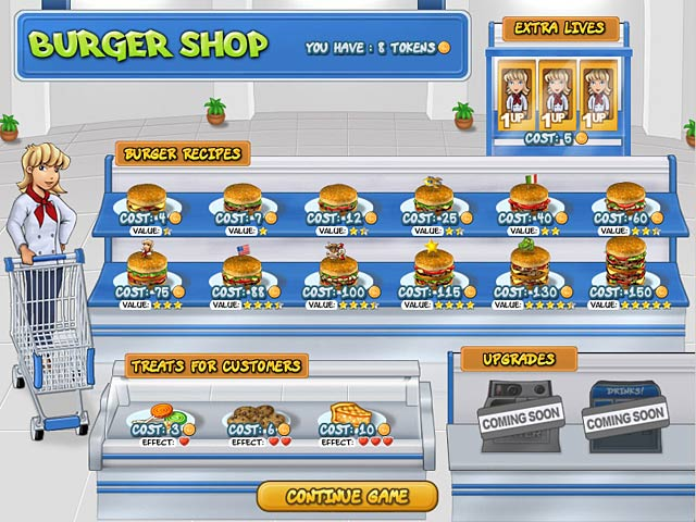 Game screenshot 3 Burger Rush