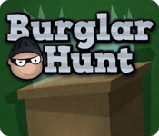 Feature screenshot game Burglar Hunt
