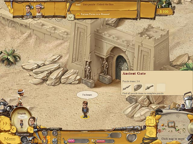 Game screenshot 2 Buried in Time
