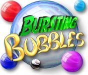 Feature- Screenshot Spiel Bursting Bubbles