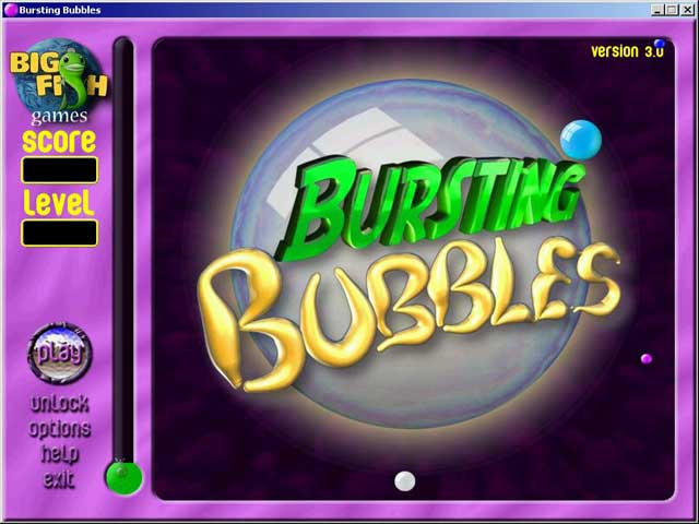 Spiele Screenshot 1 Bursting Bubbles