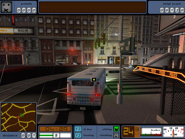 Game screenshot 1 Bus Driver