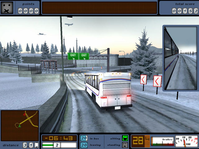 Game screenshot 3 Bus Driver