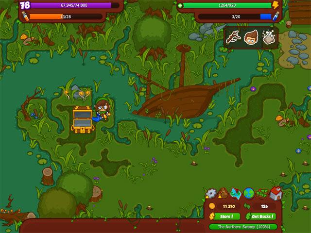 Game screenshot 1 Bush Whacker 2