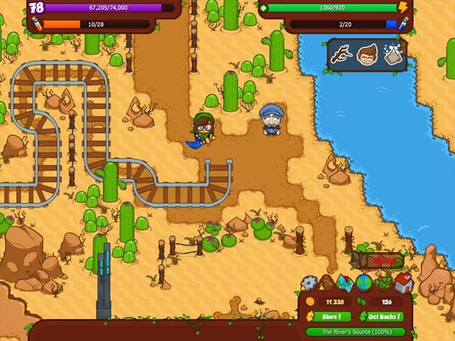 Game screenshot 2 Bush Whacker 2