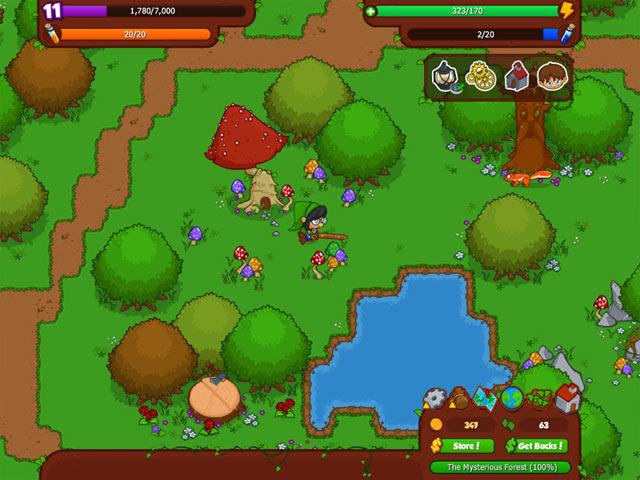 Game screenshot 3 Bush Whacker 2