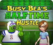 Busy Bea's Halftime Hustle