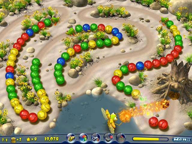 Game screenshot 1 Butterfly Escape